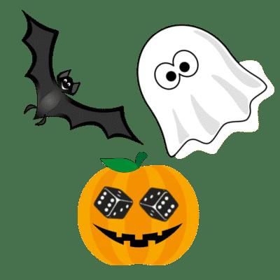 Halloween-Spiele Logo