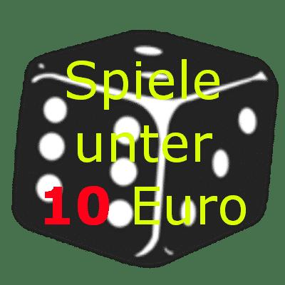 Spiele unter zehn Euro