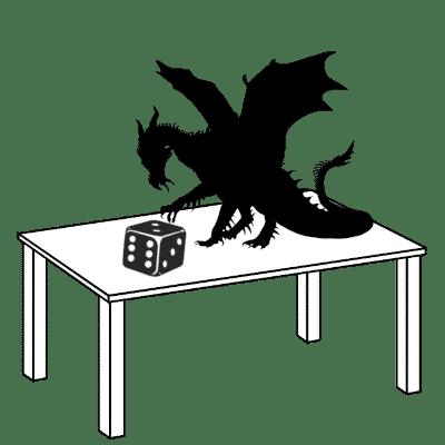 Tabletop-Spiele Logo